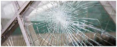 Leicester Smashed Glass